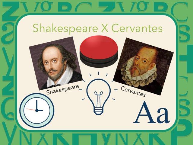 Shakespeare X Cervantes n6-8F by Daniel Contente Romanzini