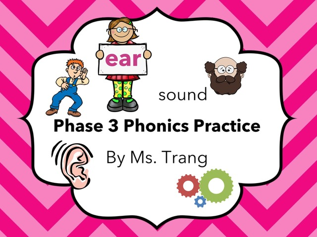 ear Sound Practice by Trang Quỳnh