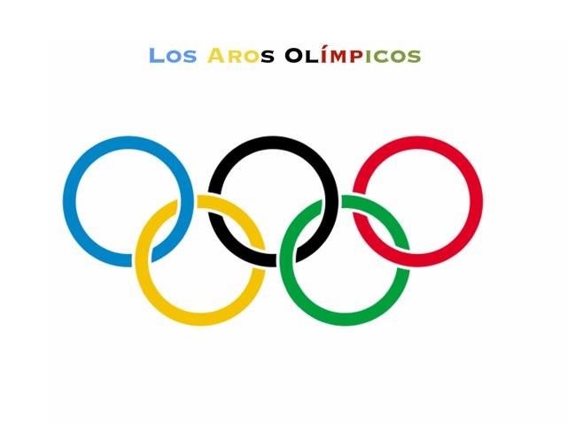 Los Aros Olímpicos by Anna Pallotti