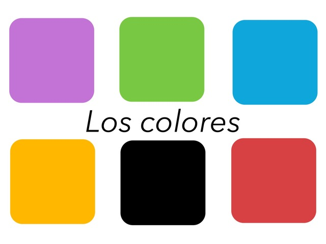 Los Colores by Daniela Silva de diego