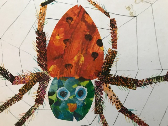 The Very Hungry Spider (Continuous Reading) by Lori Board