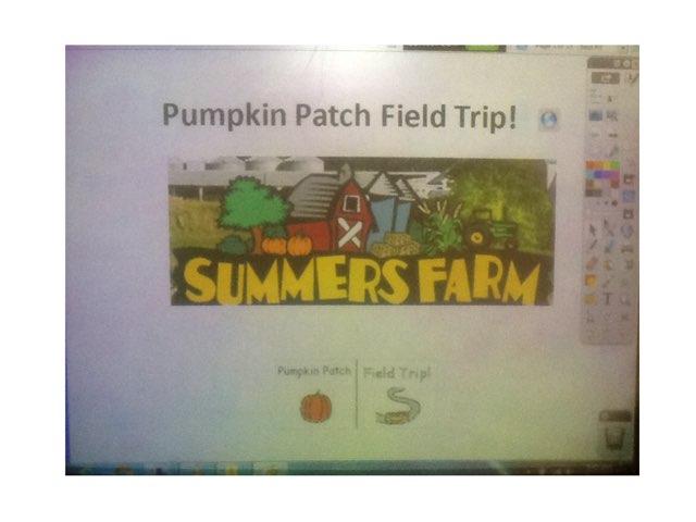 Pumpkin Patch by Sarah Severance