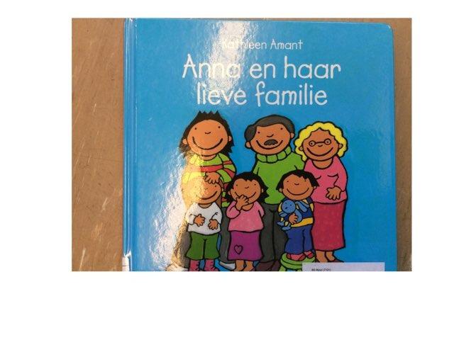 Anna En Haar Lieve Familie by Ariane Ranitz