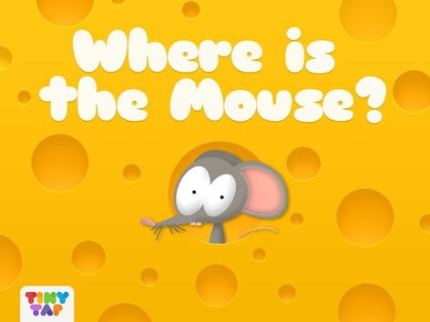 Where Is The Mouse? by Tiny Tap