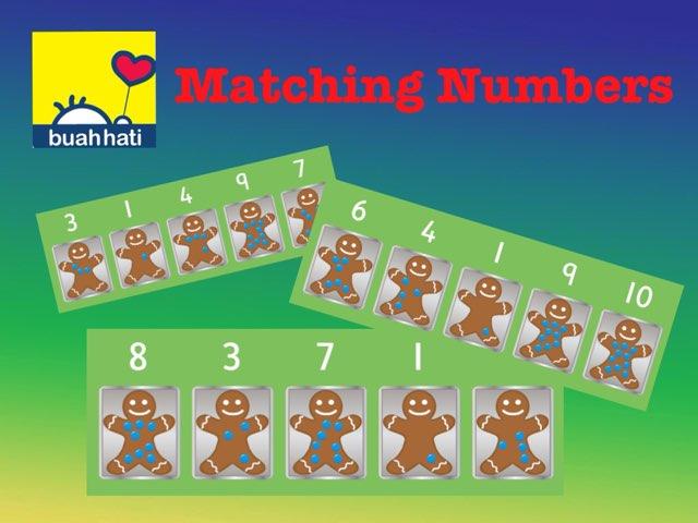 Matching Numbers by Gundala Petir