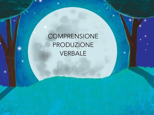 COMPRENSIONE/PRODUZIONE by Sabrina Franchetto