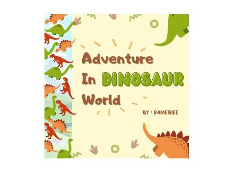 Dinosaur  by เกมบีบี่บี้ เกมบีบี่บี้
