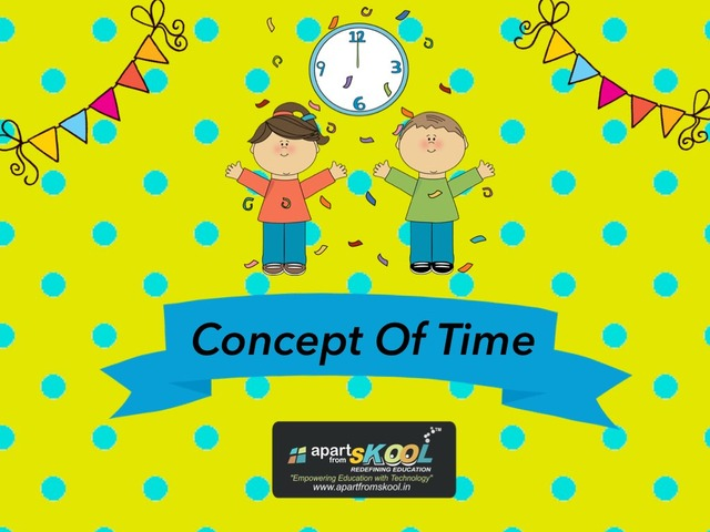 Concept Of Time by TinyTap creator