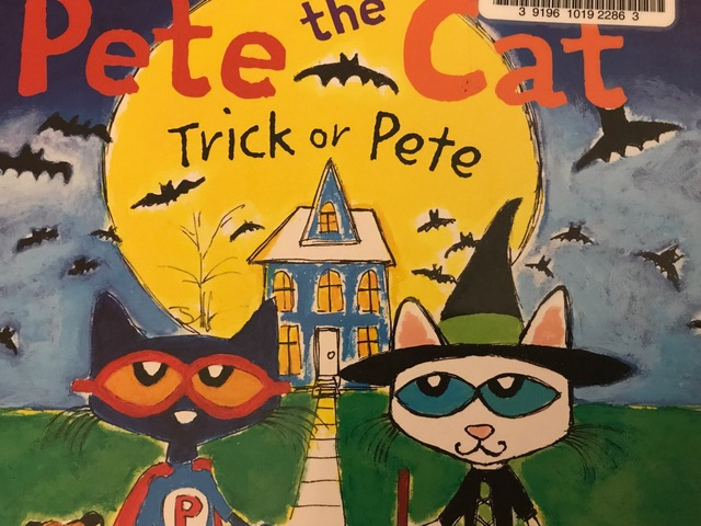 Pete The Cat Trick Or Pete 2 by Lori Board