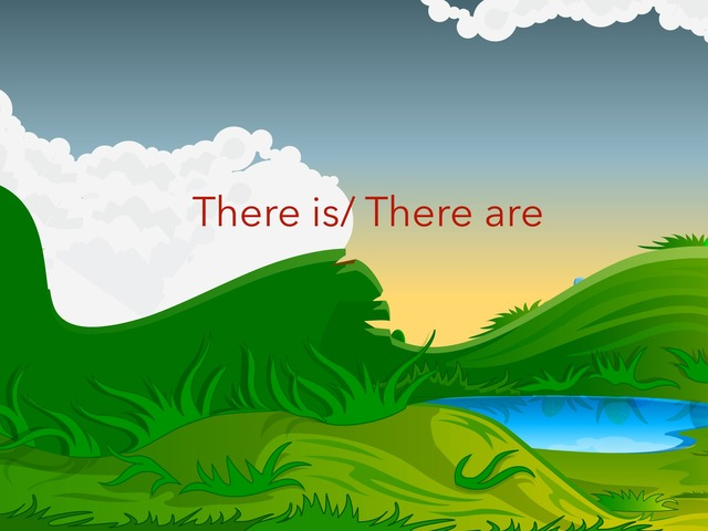 There Is/are by Tania Guerra