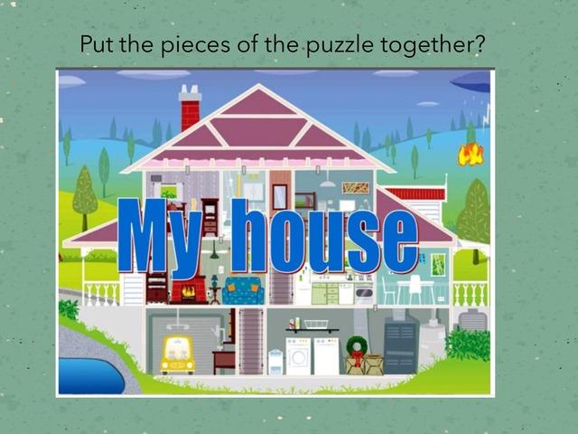 Unit 3 My House Grade 4 by Norah Ghazali