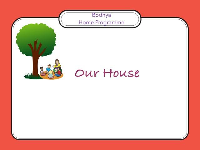 Our House by Lavanya Sriram