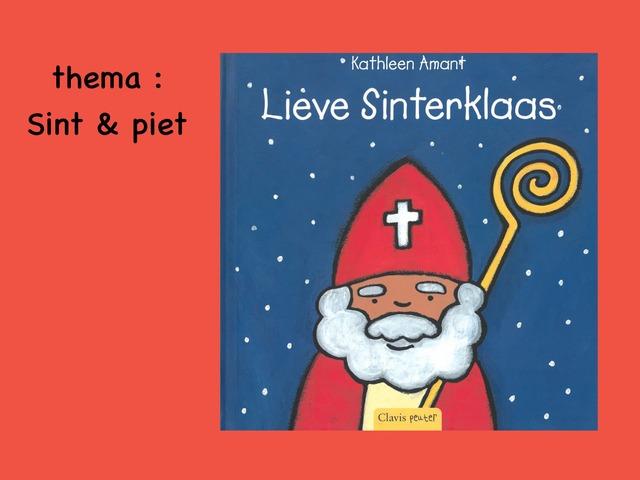 Thema : Sint En Piet  by Lien Swinnen