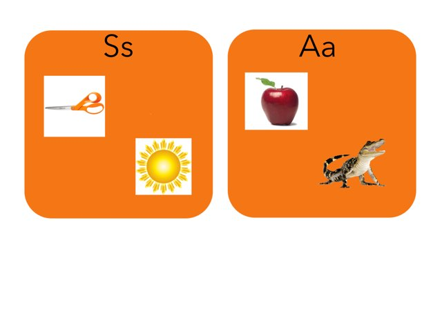 S And A Sound Sort by Catrina Froehler