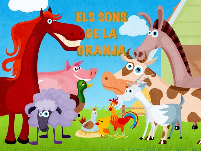 ELS SONS DE LA GRANJA by Miquel Higuera