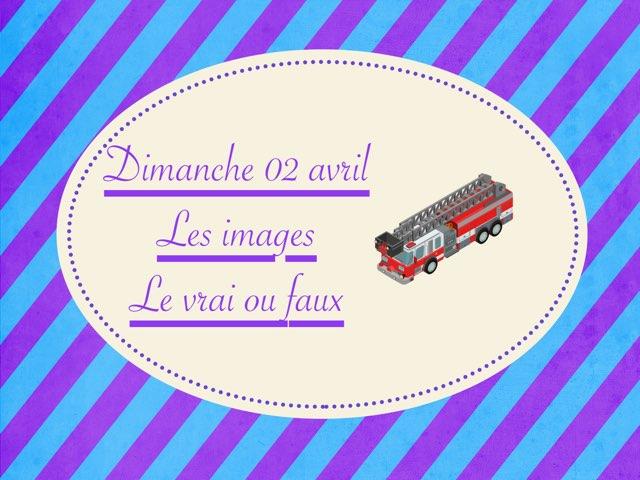 L - Dim02 - Images Et vrai Faux by Caroline Gozdek