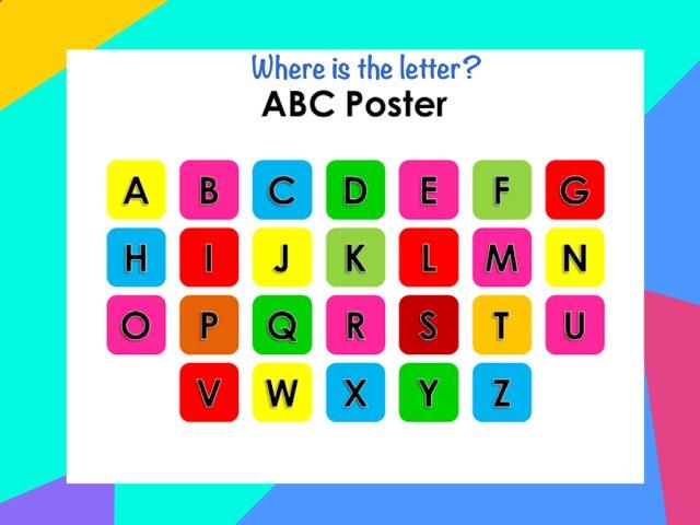 Alphabet Assessment Kinder by America Hernandez