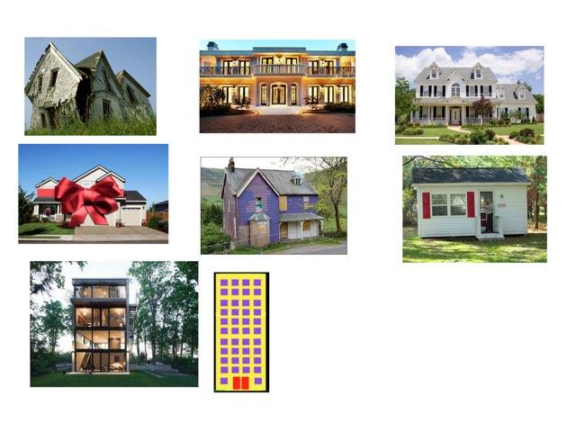 ¿Cómo es tu casa? by Señor Reynen