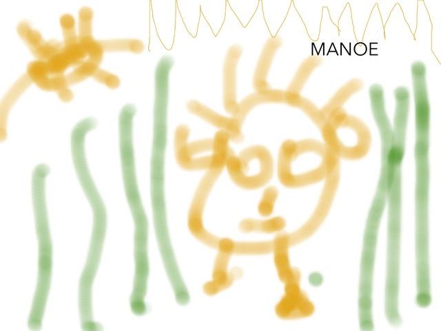 Manoe Folau by viard