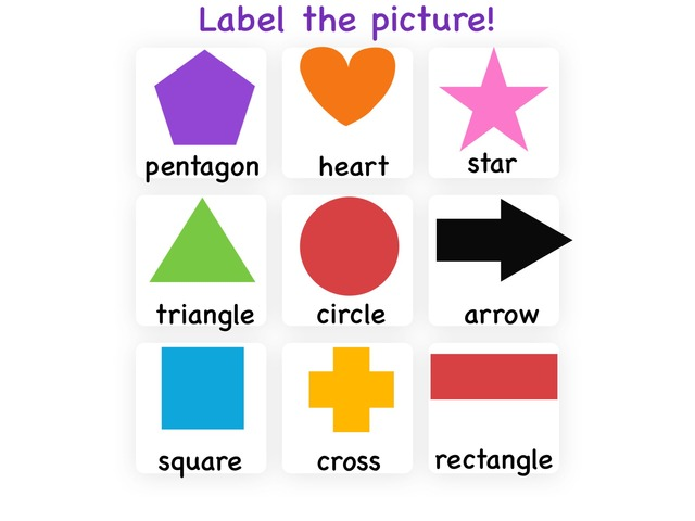 Label The Picture! by Kathy Gordon