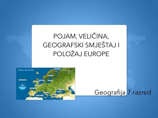 Geografija 7 by Sanja