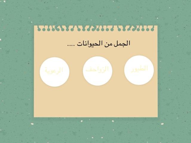 لعبة 5 by Moudhi Alajmi