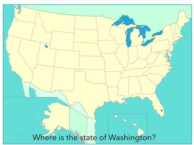 U.S. States by Vivian Janik