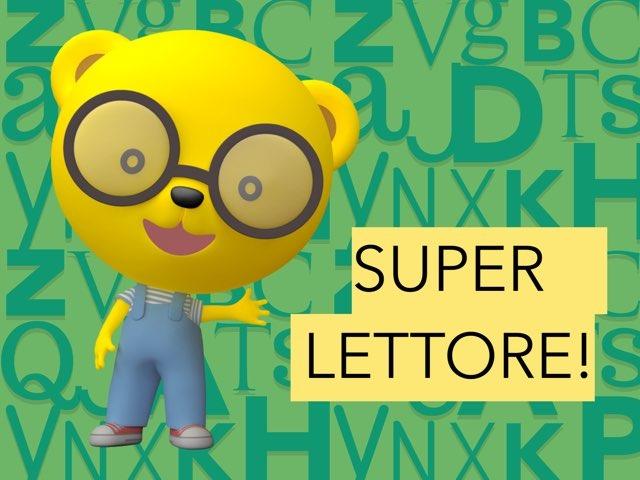 Super Lettore by Sofia Montanari