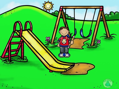 Playground  by Merisa Eavenson