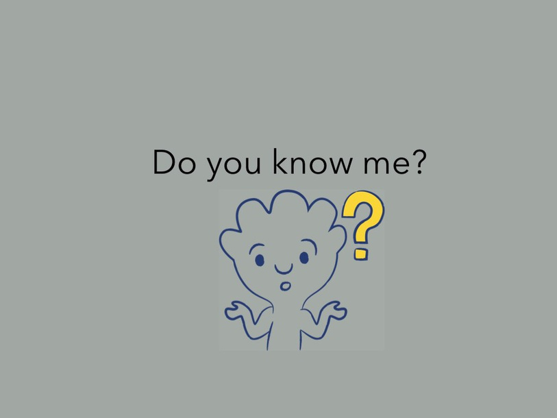 Do You Know me? by TinyTap creator
