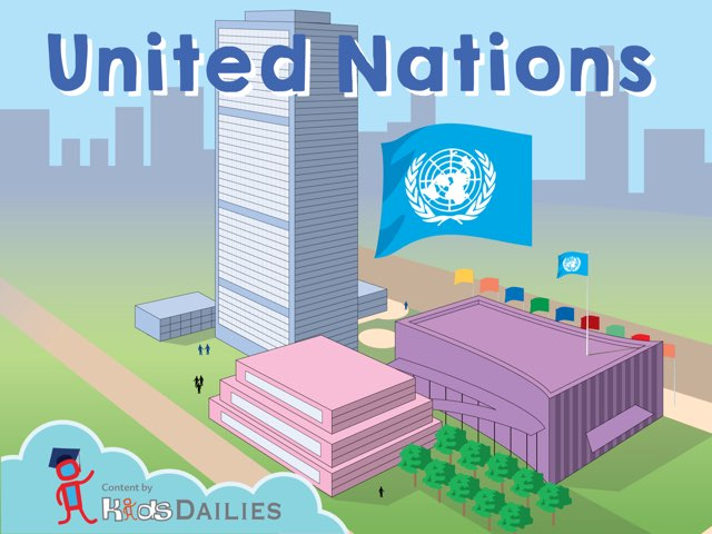 United Nations  by Kids Dailies