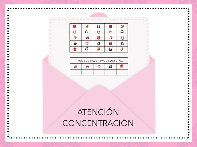 ATENCIÓN-CONCENTRACIÓN  by Zoila Masaveu