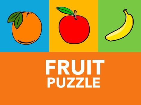 Fruit Puzzle (EN UK) by Puzzle Land