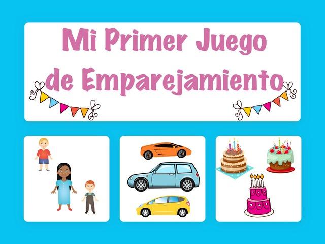 Mi Primer Juego De Emparejamiento by Hadi  Oyna