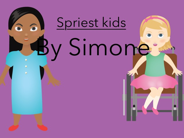 sprisd Kids by Elizabeth Small