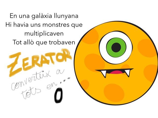 Els Monstres Multiplicadors by El Cole03