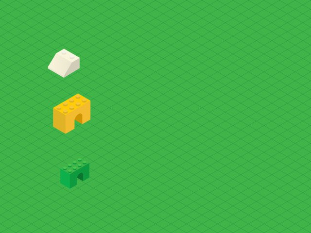 Lego Bricks  by Pilot Elementary