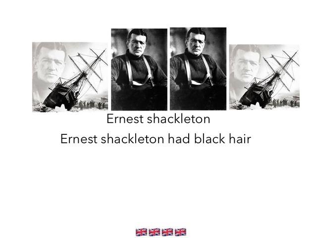 Shackleton Game by Birdwell Year2