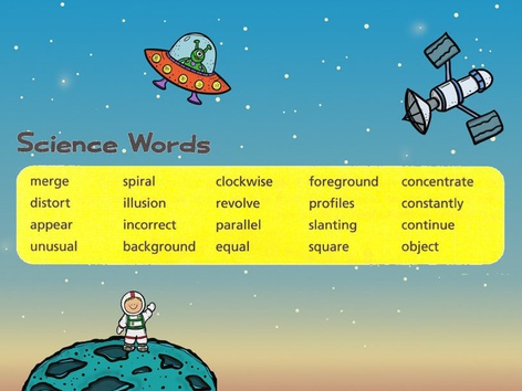 6th7thwk4 Science Words Review by Iliana Navarro-Chiessa