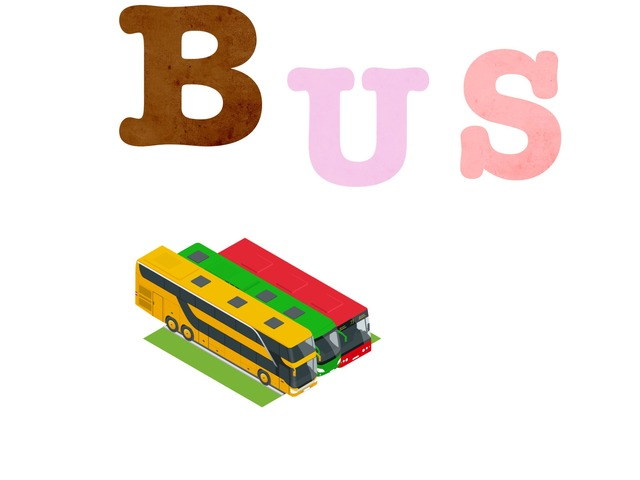 FOR CHILDREN Kids The Bus by moussa