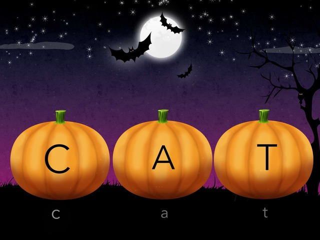 Spooky Sight Words by Summer Thompson
