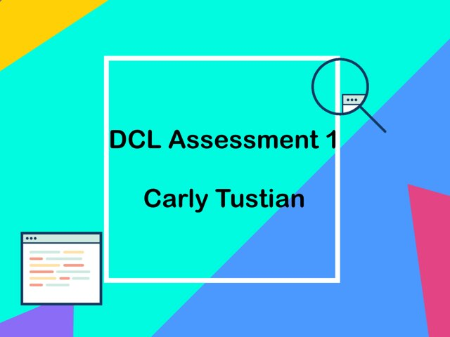 Test by Carly Tustian