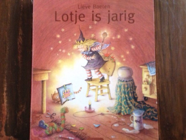 Lotje is jarig - Deel 3 by Britt vanKessel