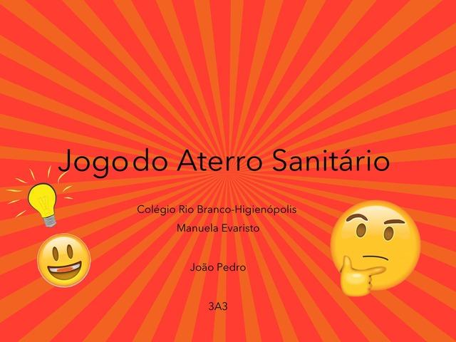 3A3 Manuela E. e João P. Aterro Sanitário  by Laboratorio Apple CRB Higienop