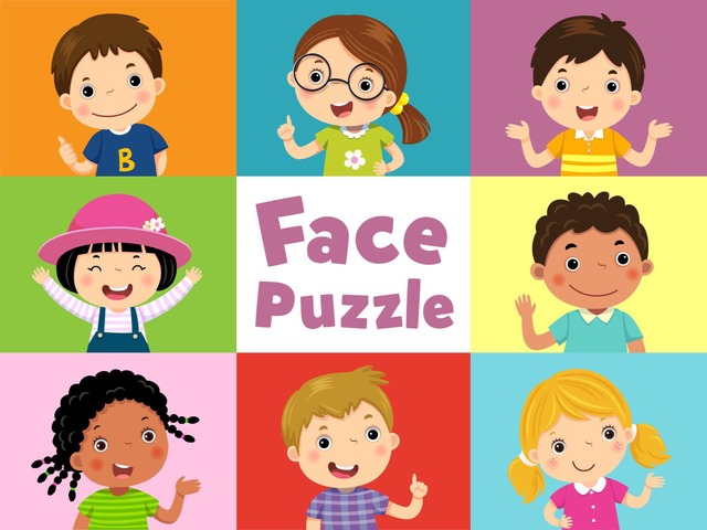 Face Puzzle  by Bianca Hulme