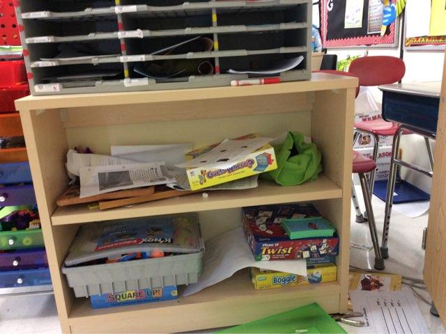 I Spy Classroom 2 by Cathy davis