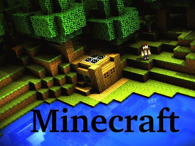 Minecraft Therapy  by Yam Goddard