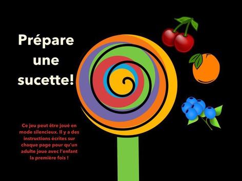 Prépare une sucette ! by Nancy McCall