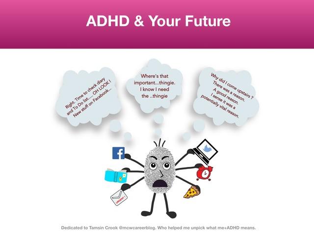 ADHD #Neurodiversityweek by Teeny Tiny TEFL