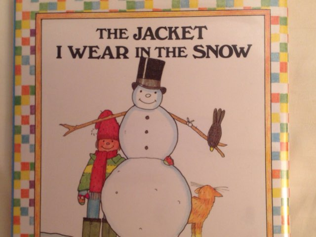 The jacket I Wear In The Snow by Lori Board